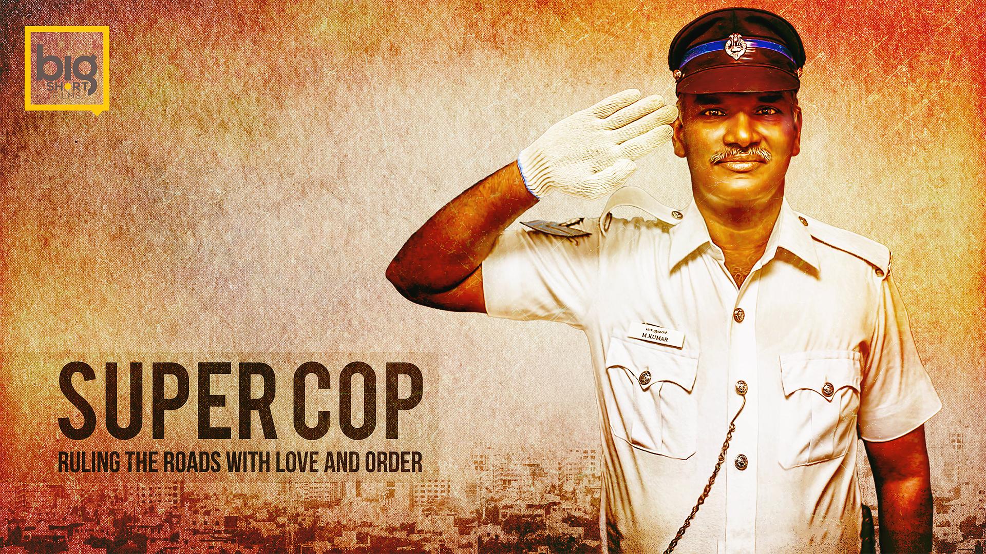 Super Cop Poster